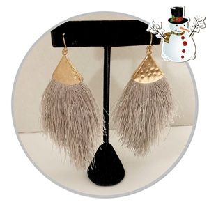 Jewelry - Tassel Earrings